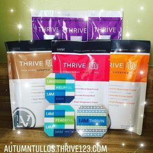 Thrive Jump Start Packs